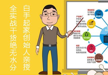 传统外贸SOHO如何进行网络营销